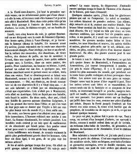 Victor Hugo - Le Rhin - rencontre avec des migrants alsaciens