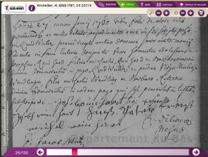 Kindwiller 1730-06-29 mariage Joseph REINHARD - Elisabeth WENDLING