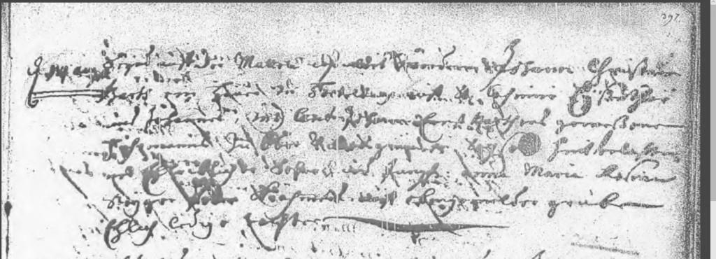 Sainte-Marie-aux-Mines 1725-08-14-mariage-Jean-chretien-BARTH
