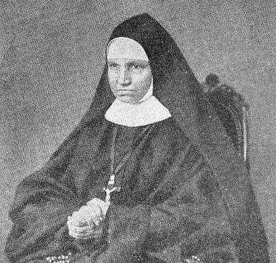 Béatification d'une cousine : Elisabeth EPPINGER